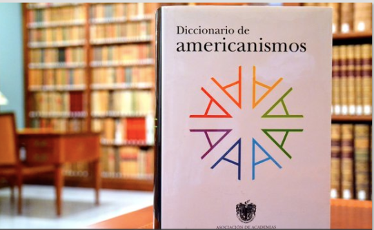The Dictionary of Americanisms is the result of years of work of language academies. Courtesy of RAE © Real Academia Española - RAE