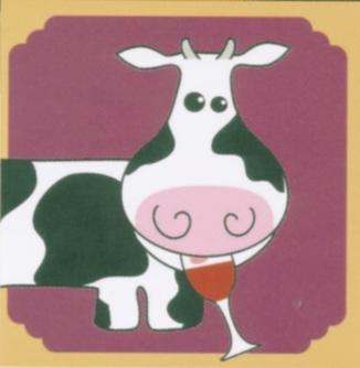 La vaca  F