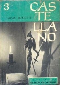 Cover of a 1970's Spanish language third year secondary school book: Castellano, by Lacau Rosetti and published by Editorial Kapelusz.