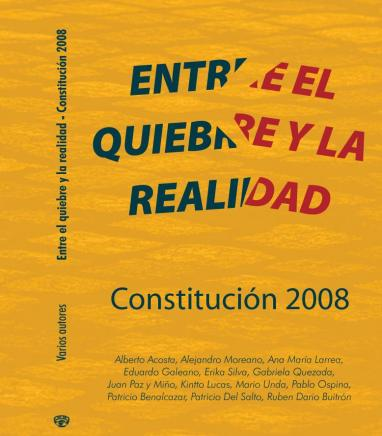 Cover of the book Entre el quiebre y la realidad