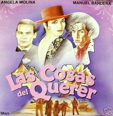 CD cover of Las cosas del querer