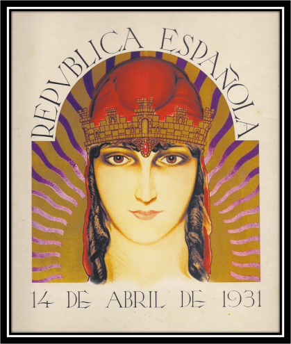 Poster from the 2nd Spanish Republic.