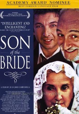 El hijo de la novia - photo DVD Cover